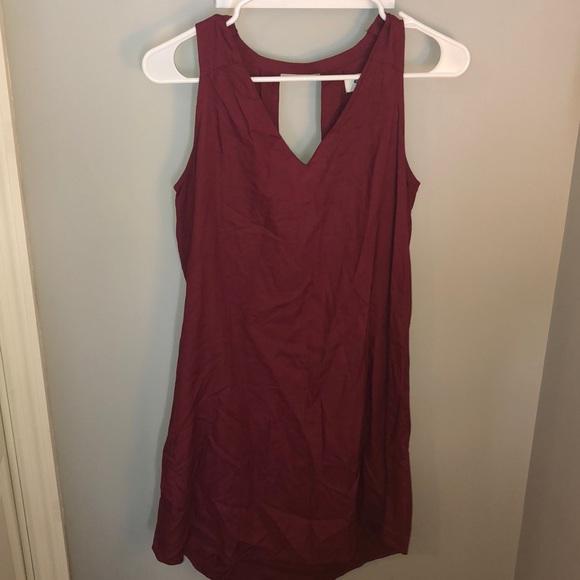 Old Navy Dresses & Skirts - Burgundy Dress